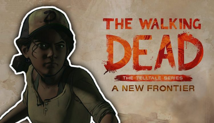 شاهد الTrailer الجديد للعبة The Walking Dead:A New Frontier
