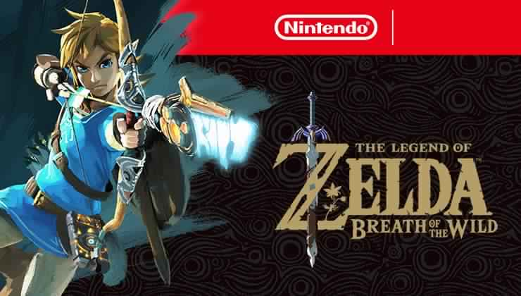 لعبة The Legend of Zelda: Breath of the Wild هي آخر لعبة ل Wii U