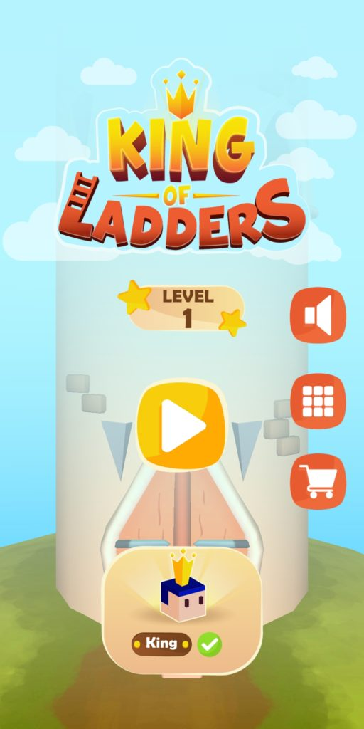 King Of Ladders 01
